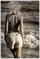 Sonne Wellen Meer