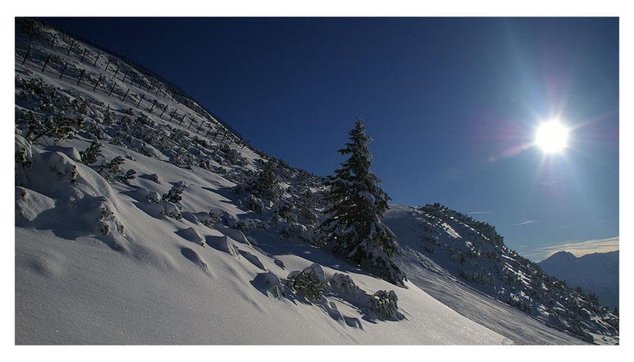 Sonne, Winter, Schnee [reload]