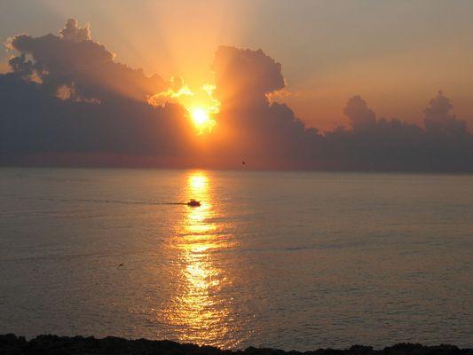 Sonneaufgang auf Mallorca die zweite