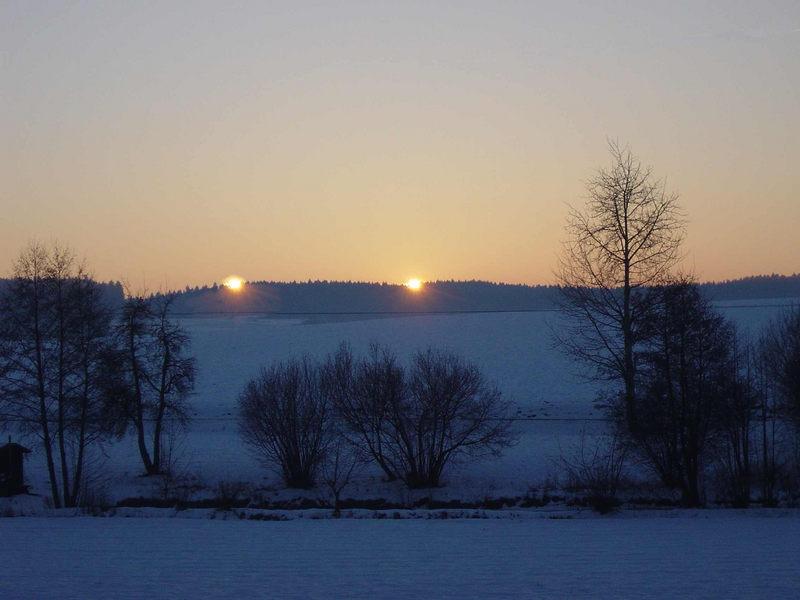 Sonnen-auf-untergang