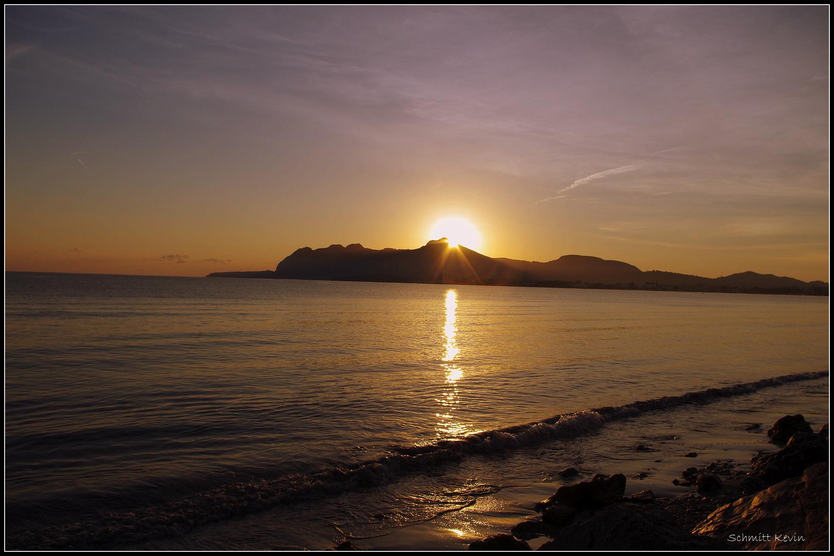 Sonnen Aufgang