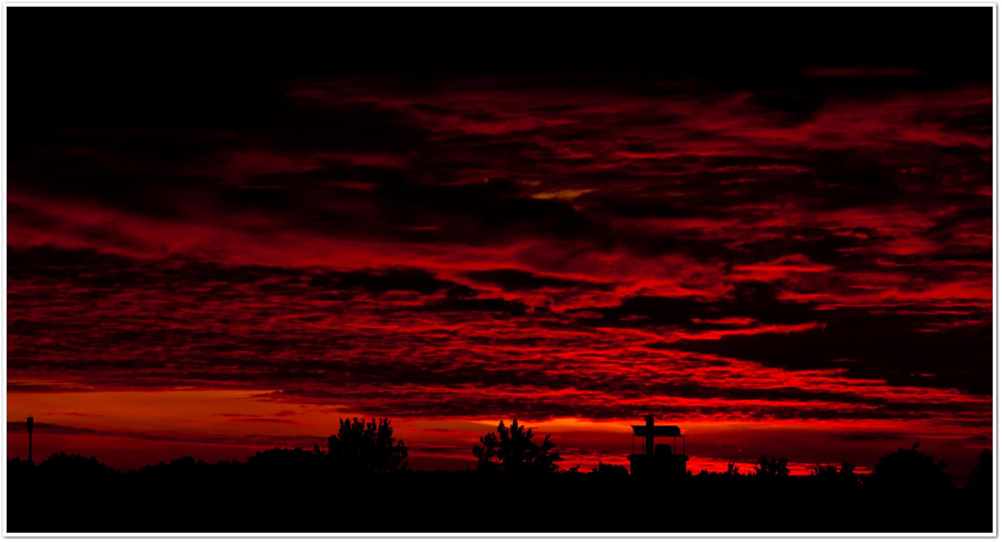 Sonnen- oder Weltuntergang?!?