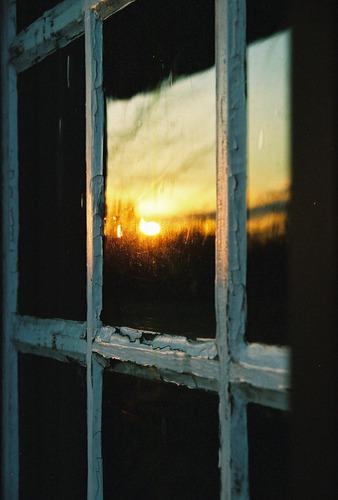 Sonnen Reflectionen