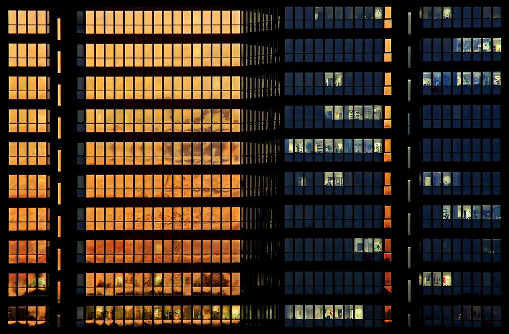 Sonnen- / Schattenfront von C. Dietl