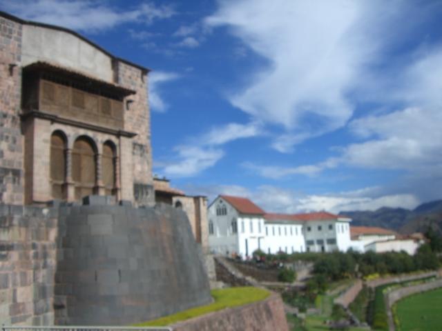 Sonnen Tempel bei Cusco /Peru
