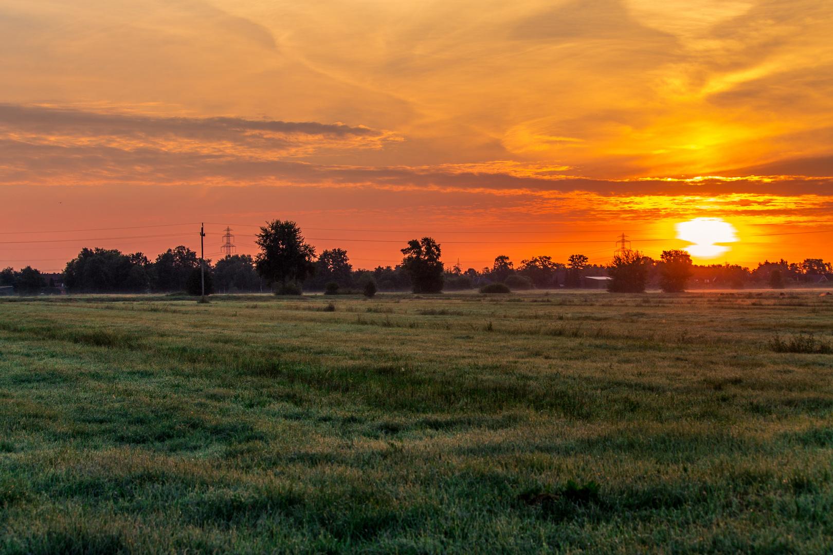 Sonnenabgang 1