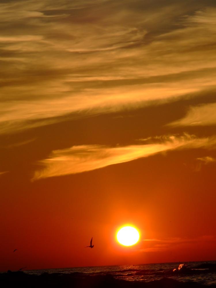 Sonnenabschied