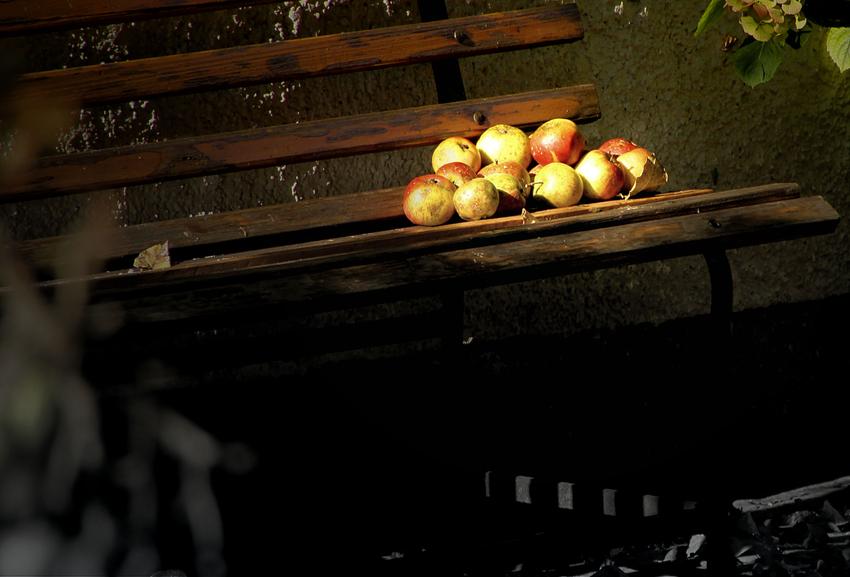sonnenäpfel