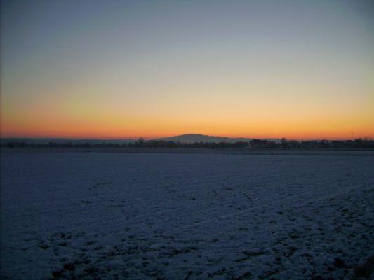 Sonnenaufagang