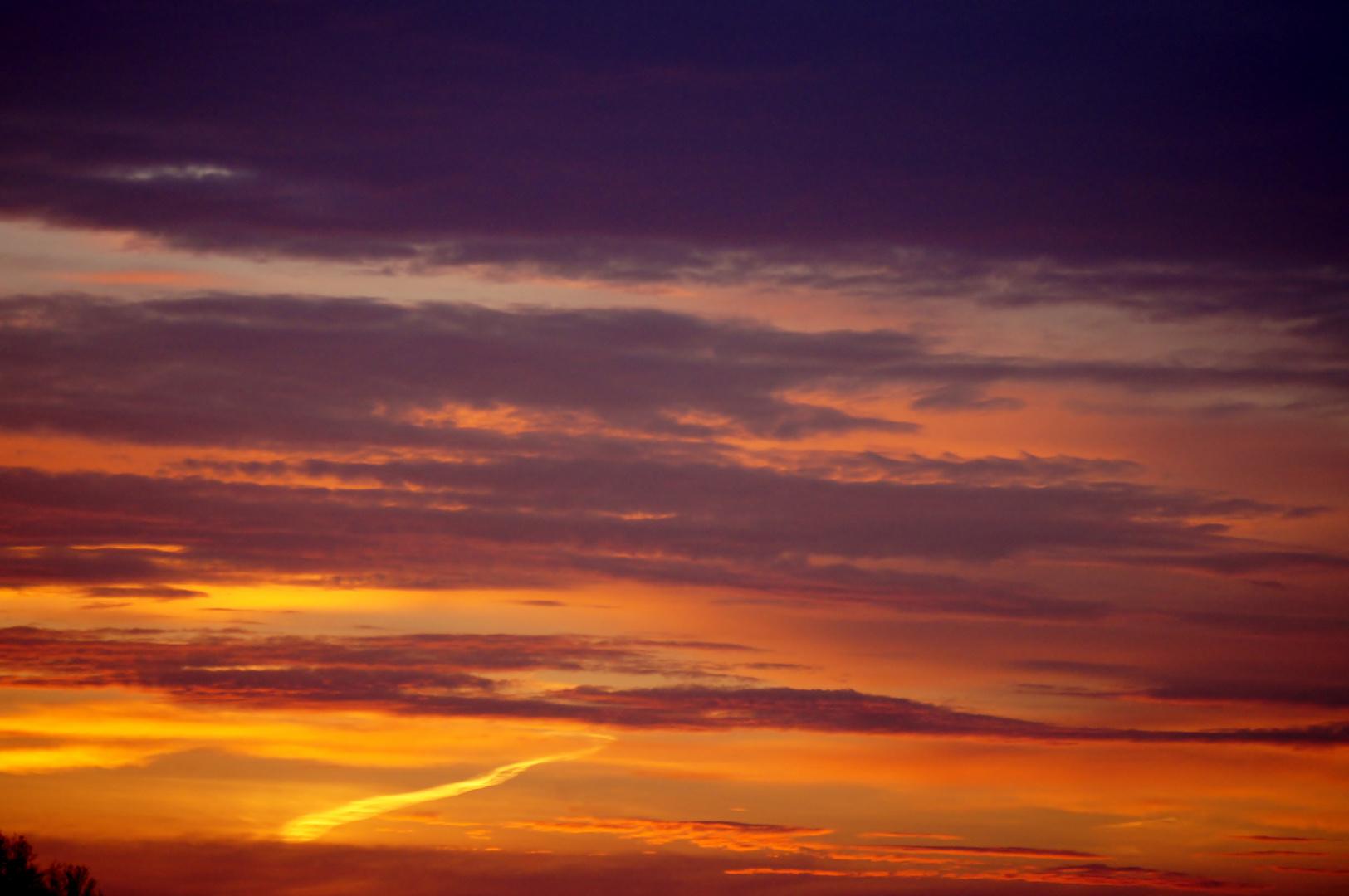 Sonnenaufgang 03.04.2014