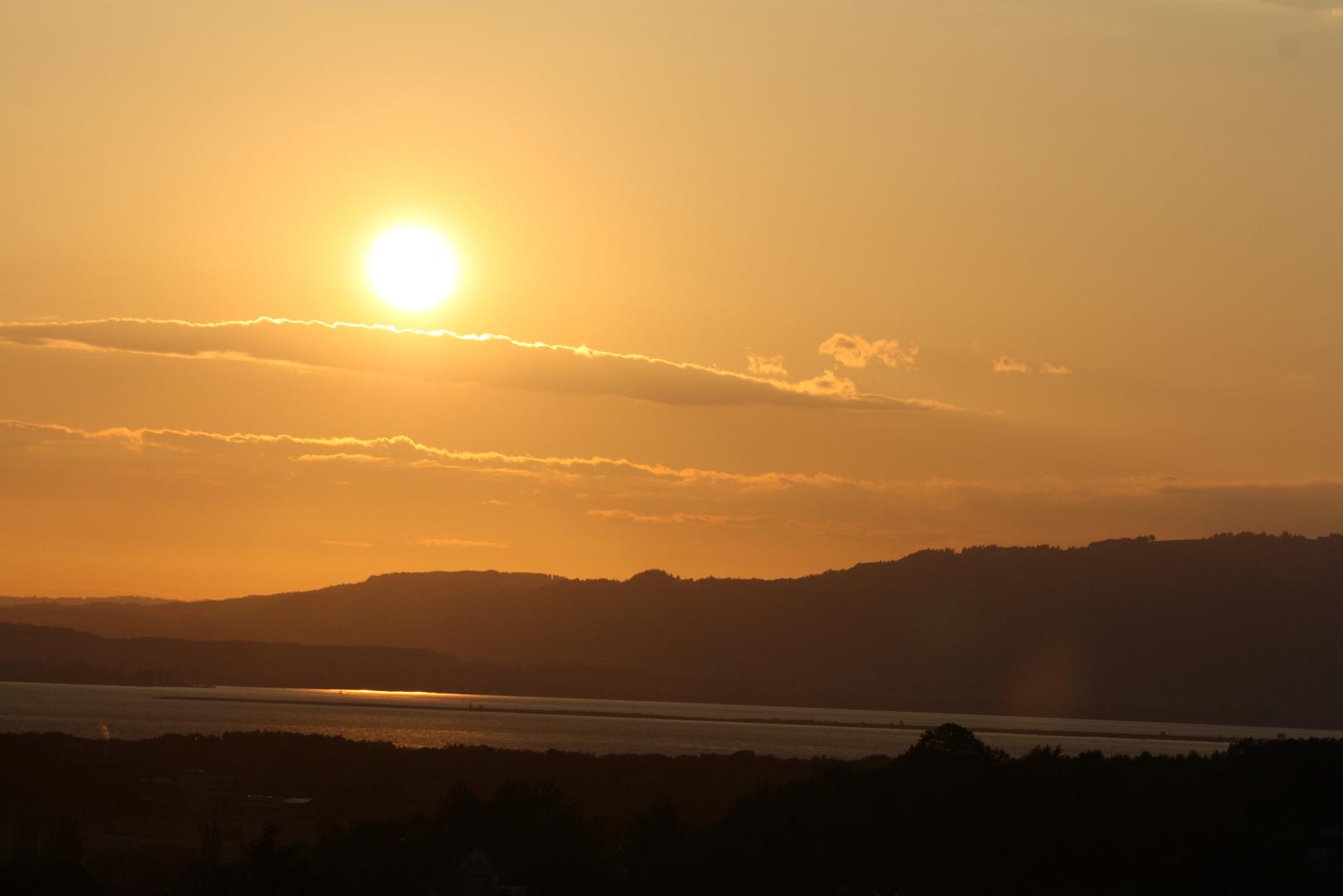 Sonnenaufgang 06:04 am 15.06.2014