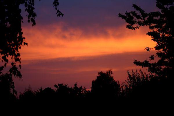 Sonnenaufgang 06.07.2011
