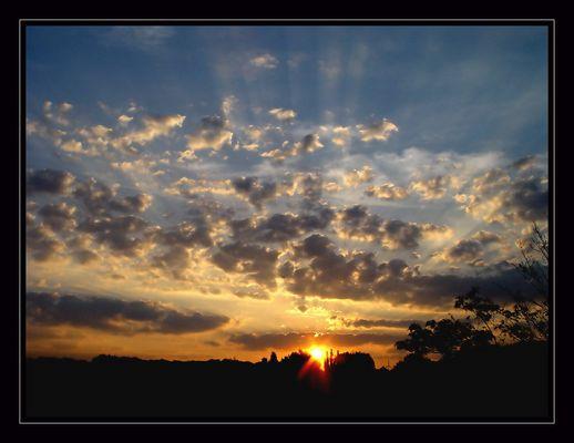 Sonnenaufgang 06.08.04