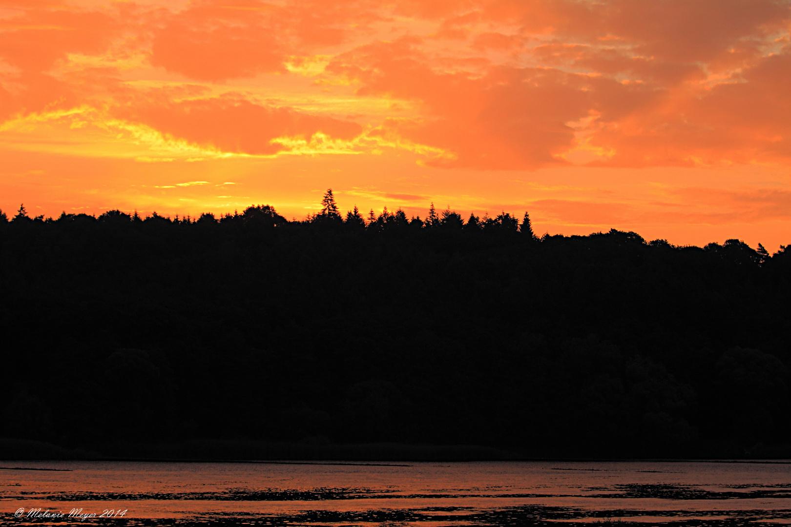 Sonnenaufgang 08.06.2014 (1)