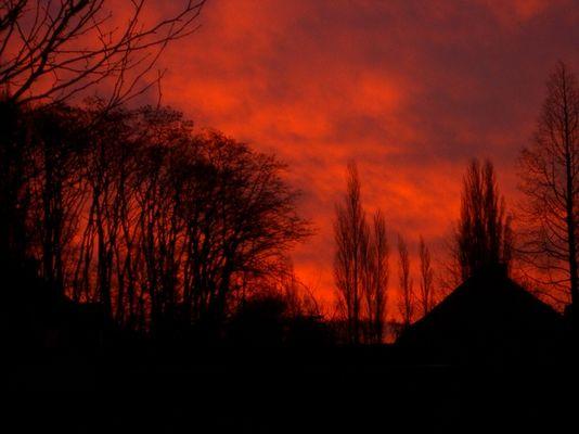 Sonnenaufgang 1.1.04