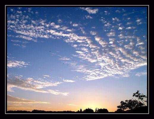 Sonnenaufgang 12.08.04