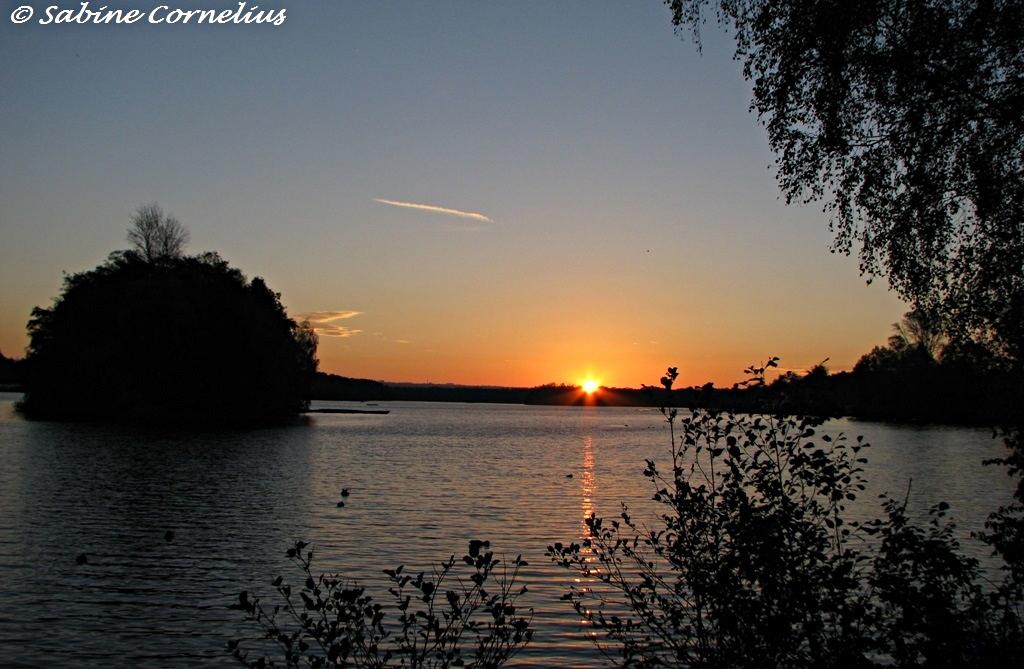 Sonnenaufgang 19.10.2014