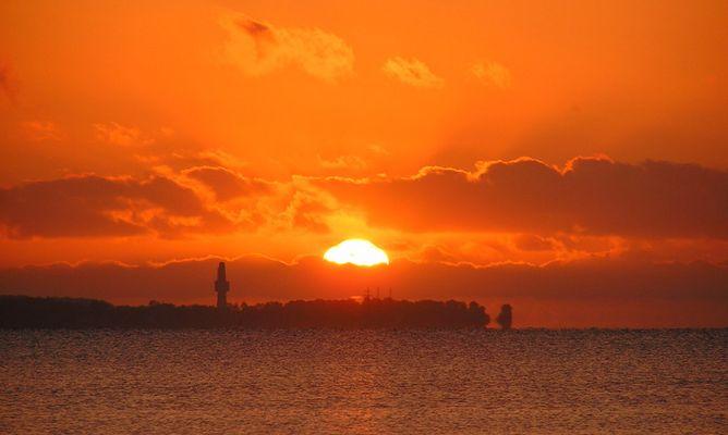 Sonnenaufgang -2-