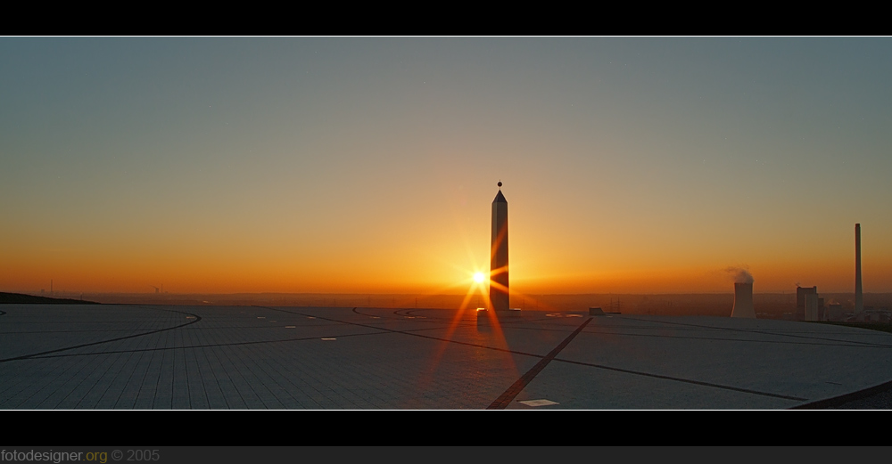 « Sonnenaufgang ...»