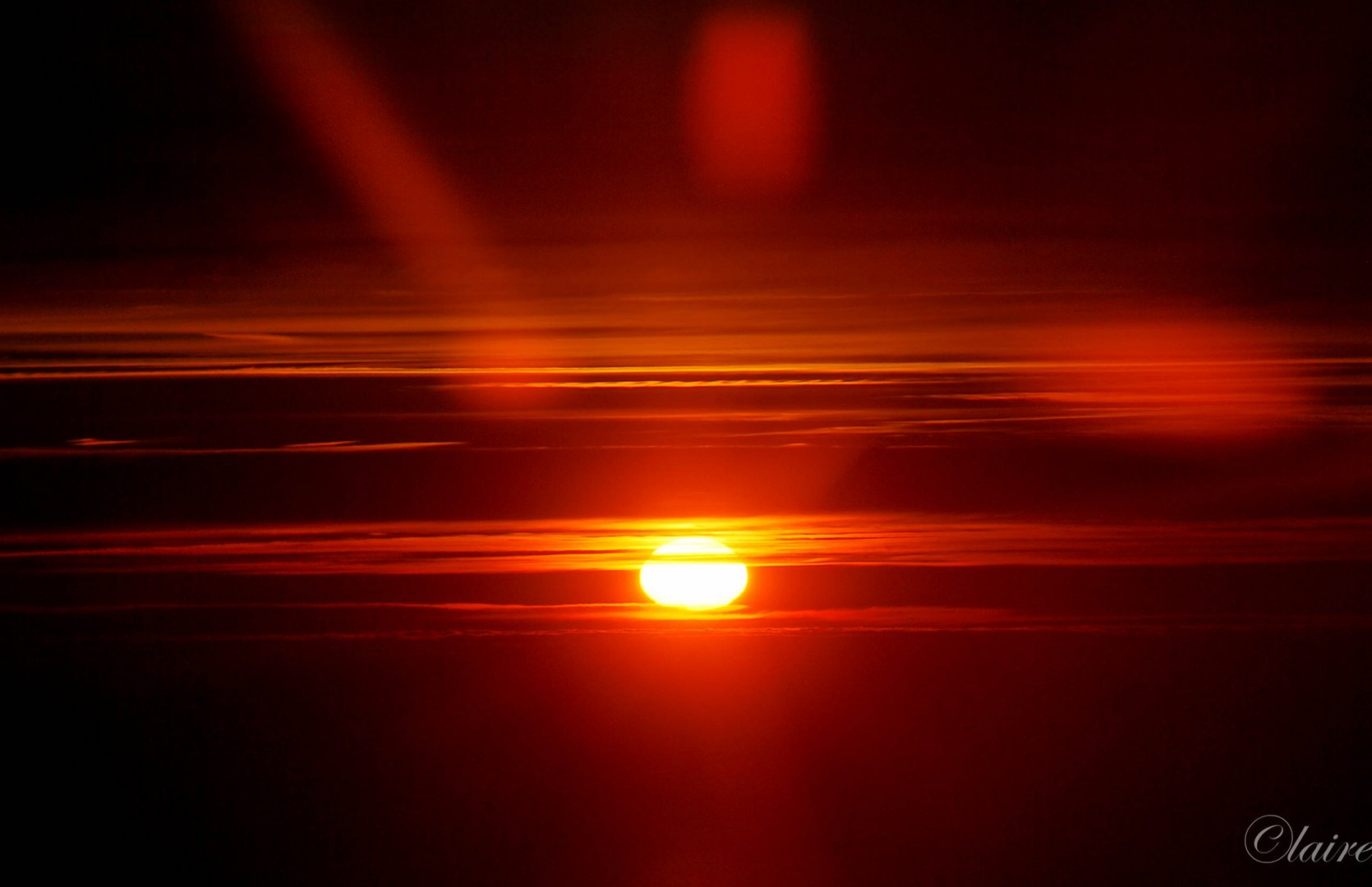 *Sonnenaufgang*