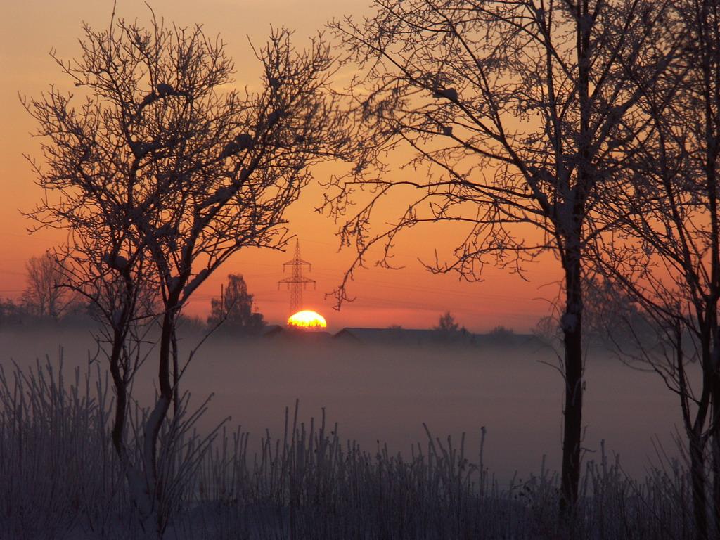 Sonnenaufgang A8