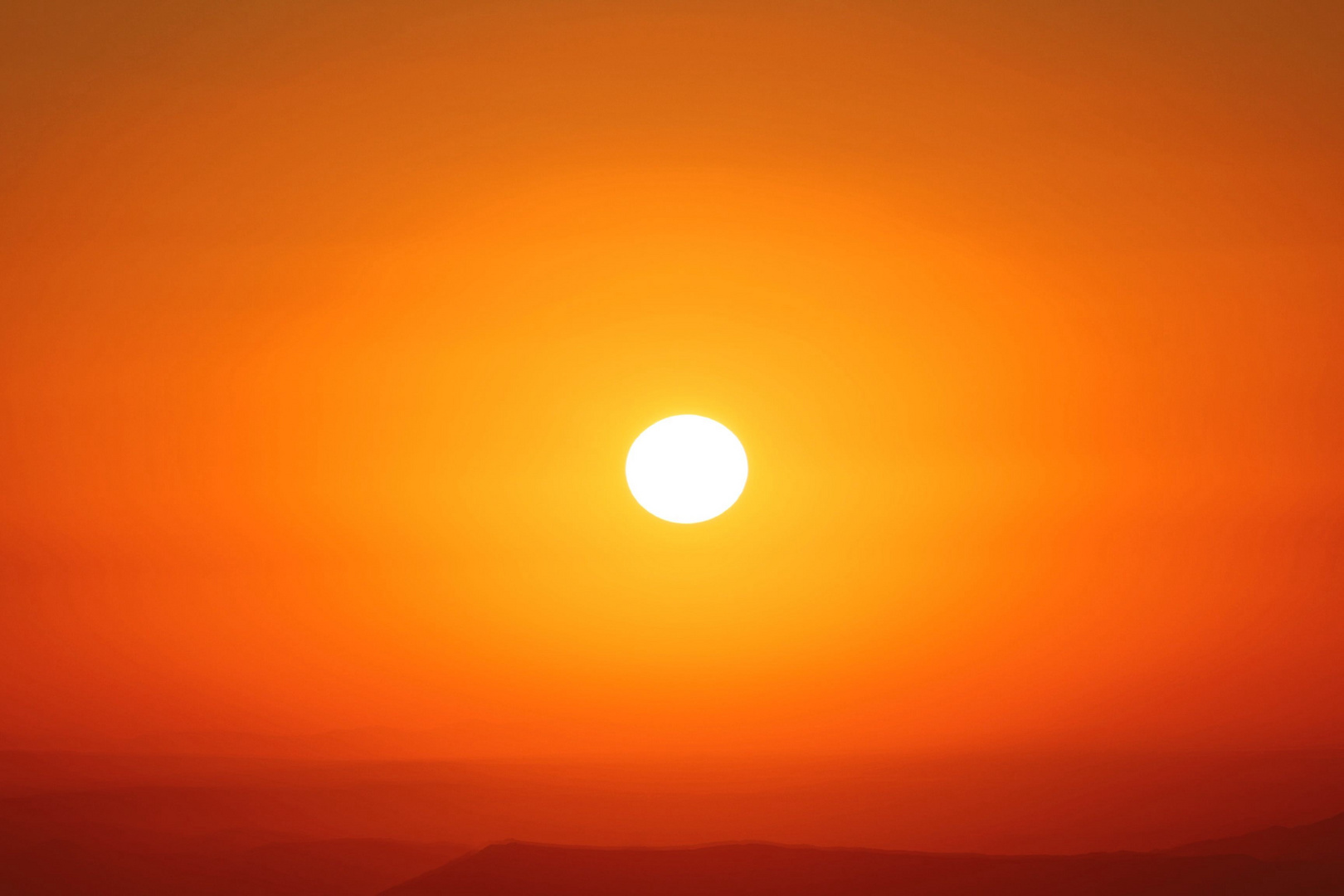 Sonnenaufgang / Adiyaman- Nemrut