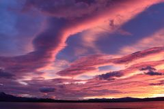 Sonnenaufgang am Beagle Kanal 1
