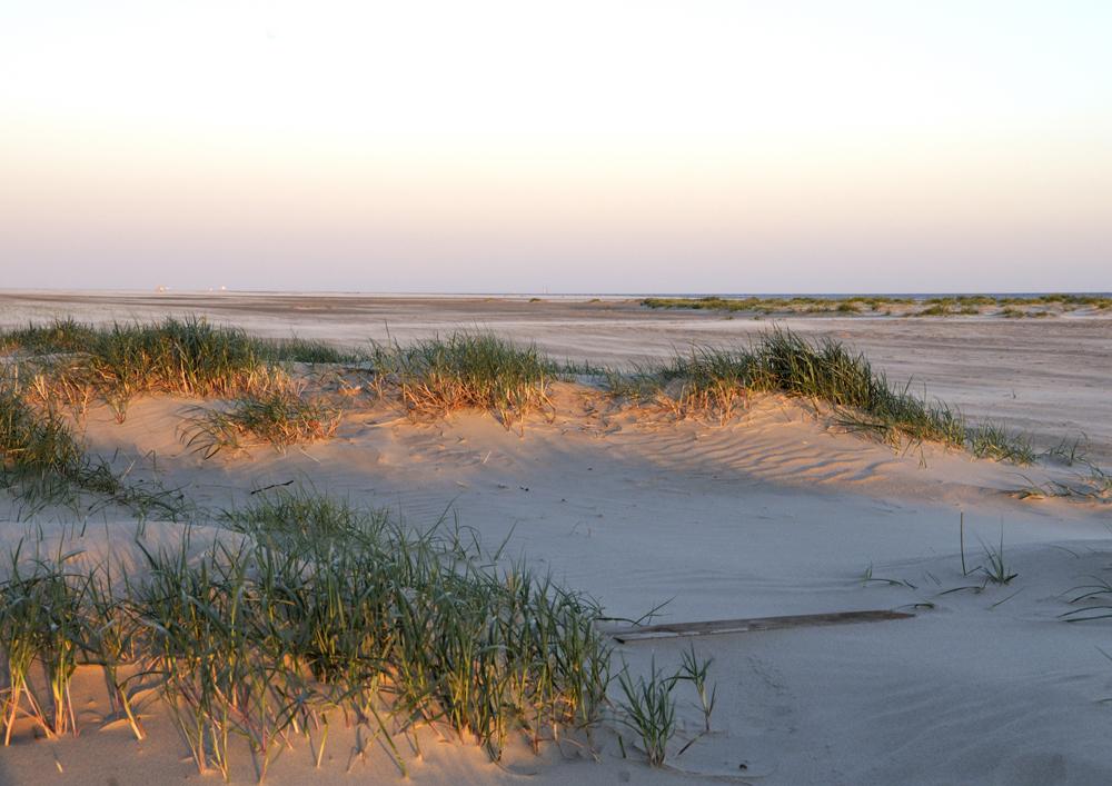 Sonnenaufgang am Ostland