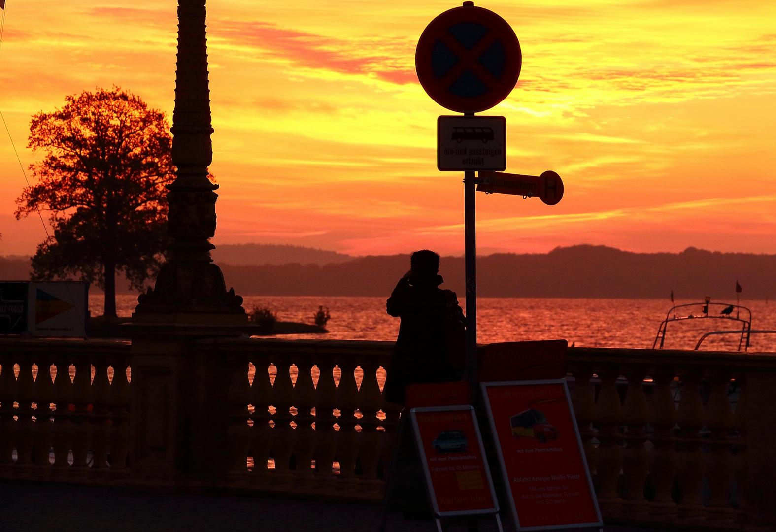 Sonnenaufgang am Schweriner See (3)