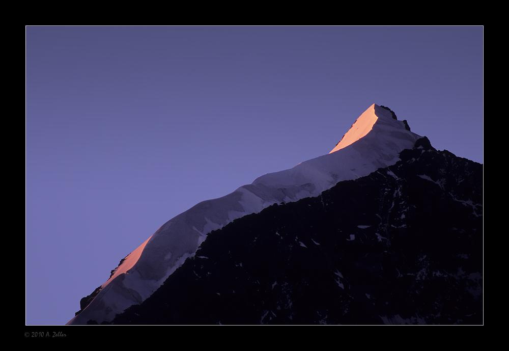 Sonnenaufgang an der Himmelsleiter