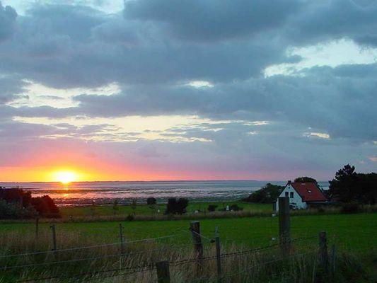 Sonnenaufgang auf Amrum