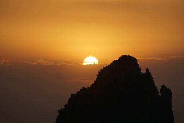 Sonnenaufgang auf Capri