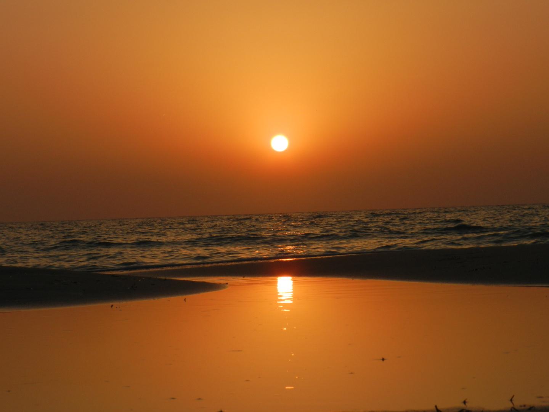 Sonnenaufgang auf Djerba