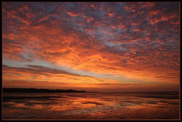 Sonnenaufgang auf Fanö (DK) - unplugged -