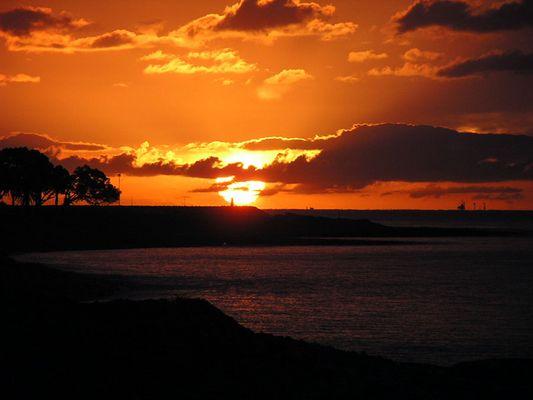 Sonnenaufgang auf Gran Canaria