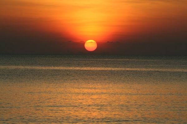 Sonnenaufgang auf Ko Lanta