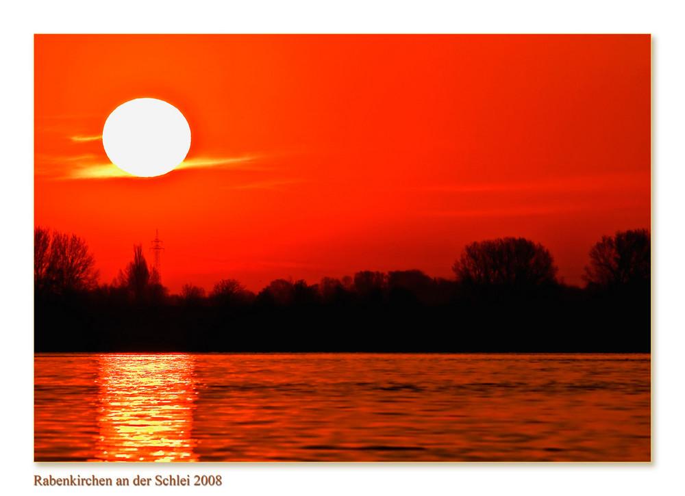 Sonnenaufgang.....