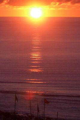 Sonnenaufgang bei Jandia
