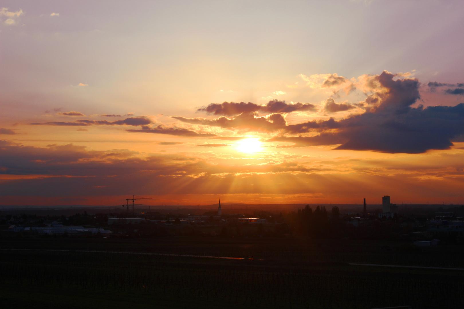 Sonnenaufgang *__*