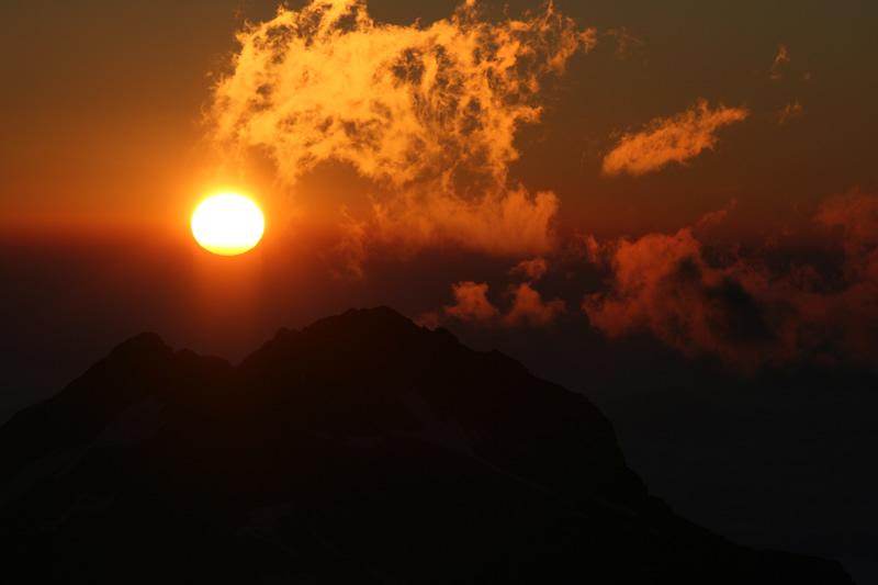 Sonnenaufgang CH-Nationalfeiertag (2)