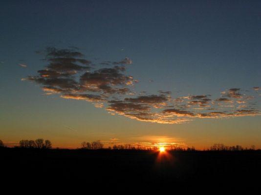 Sonnenaufgang - Der Tag erwacht