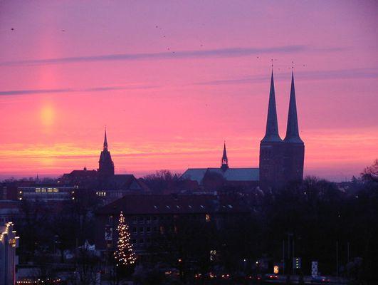 Sonnenaufgang, die 2.