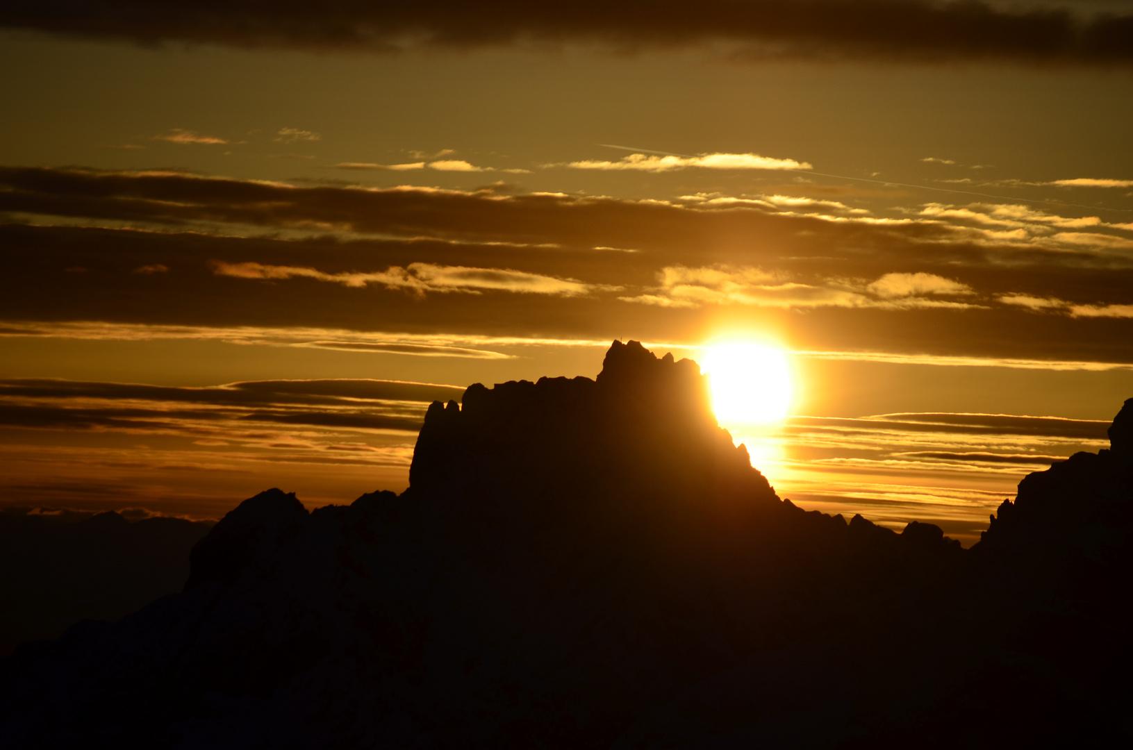 Sonnenaufgang Dürrenstein