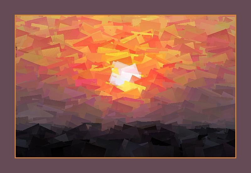 Sonnenaufgang .ebv