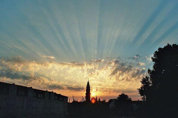Sonnenaufgang extrem I