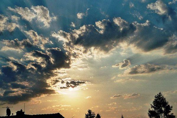 Sonnenaufgang extrem III