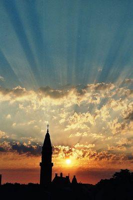 Sonnenaufgang extrem IV