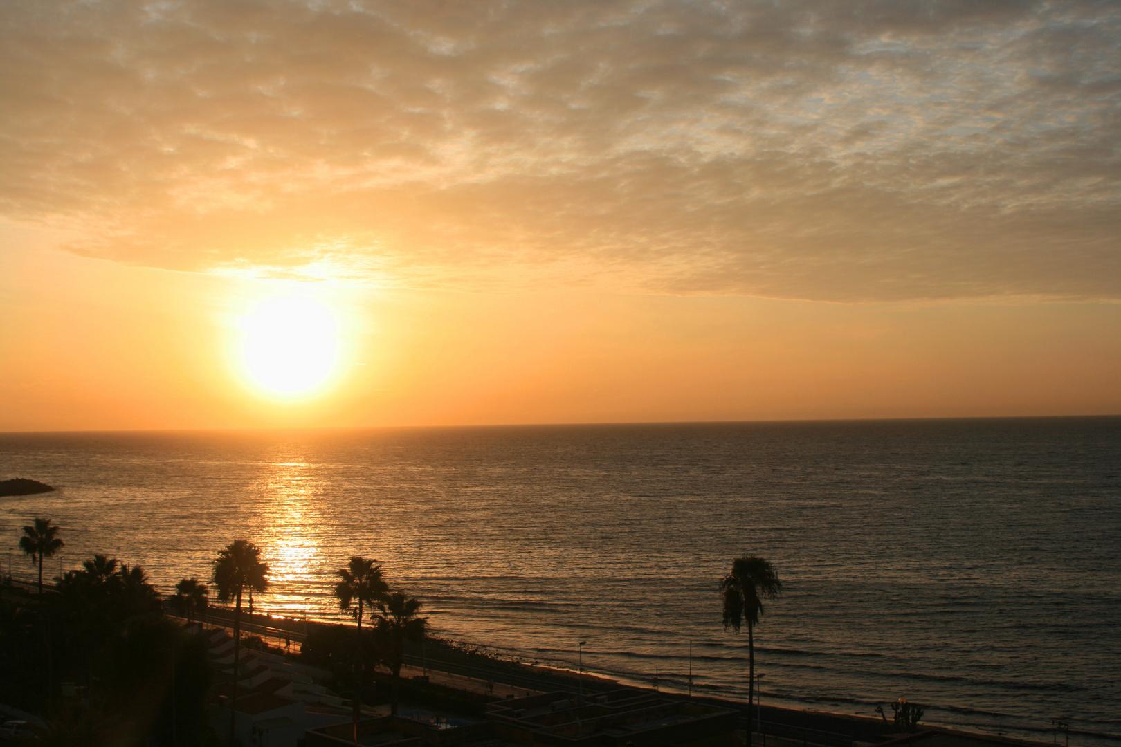 Sonnenaufgang Gran Canaria