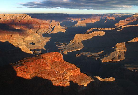 Sonnenaufgang Grand Canyon