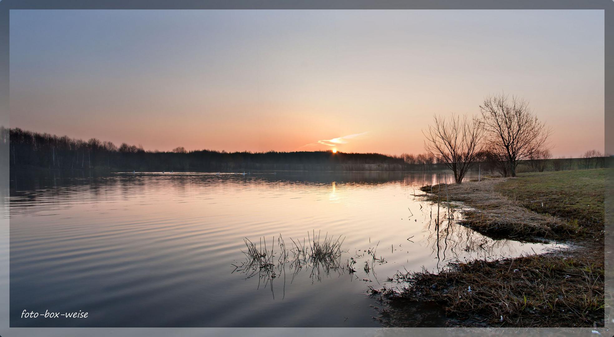 Sonnenaufgang im März (5)